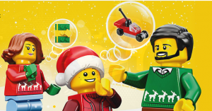 New LEGO Sets for Christmas