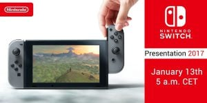 Nintendo Switch Release Date Confirmed