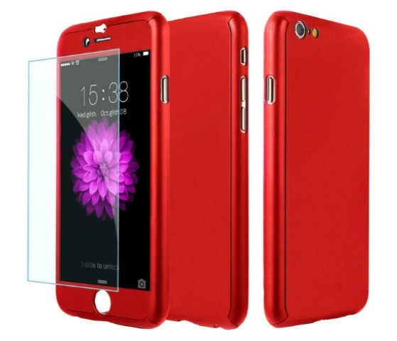 iPhone 8 red colour