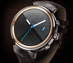 Asus ZenWatch 3 – Customisable & Stylish Smartwatch