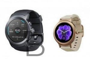 LG Watch Sport & Style Run New Android Wear 2.0