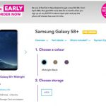 Samsung Galaxy S8 Now Available For Pre Order