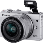 Canon EOS M100 – Affordable Entry-Level Camera