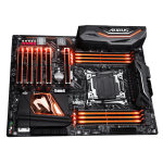 Gigabyte X299 Aorus Gaming Leverages Intel Kaby Lake-X Processor