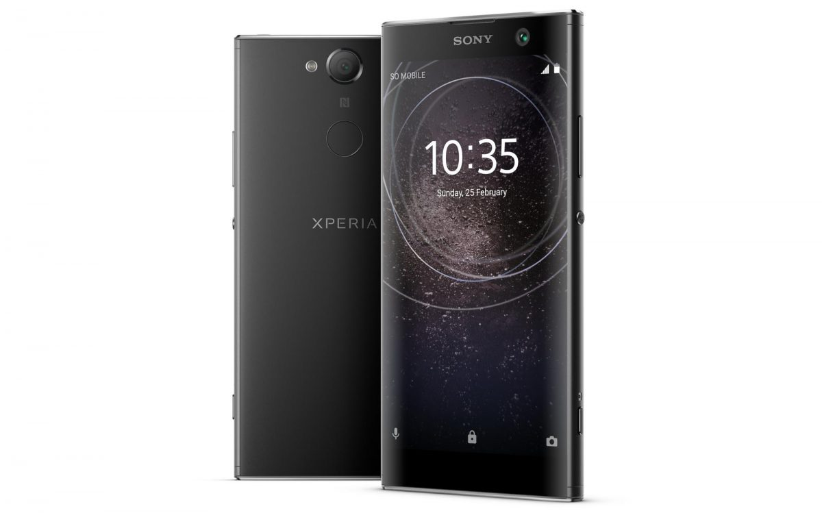 Sony Xperia XA2 and L2 Released