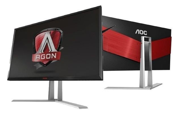 AOC Launches Gaming Brand AGON