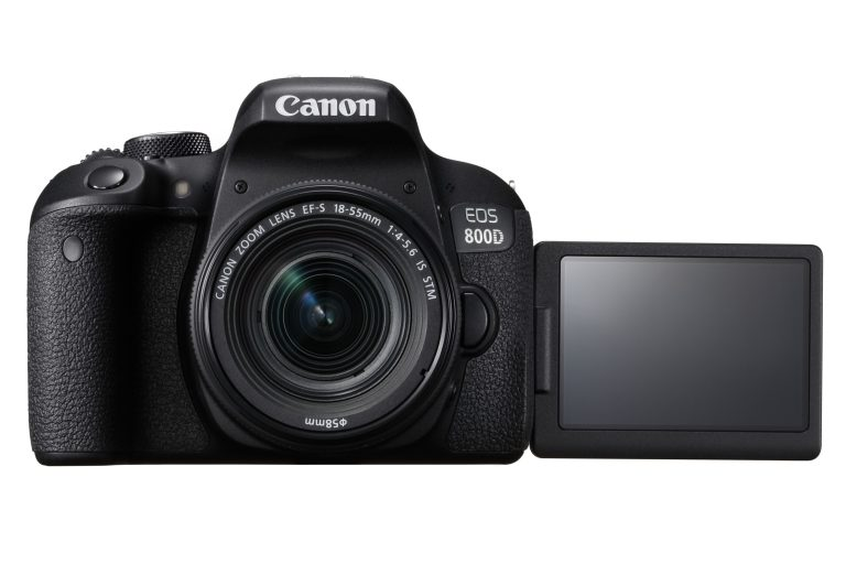 Canon EOS 800D and EOS 77D Offer Faster Autofocus