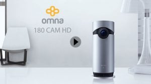 D-Link Omna 180 Surveillance Camera Uses Apple Homekit