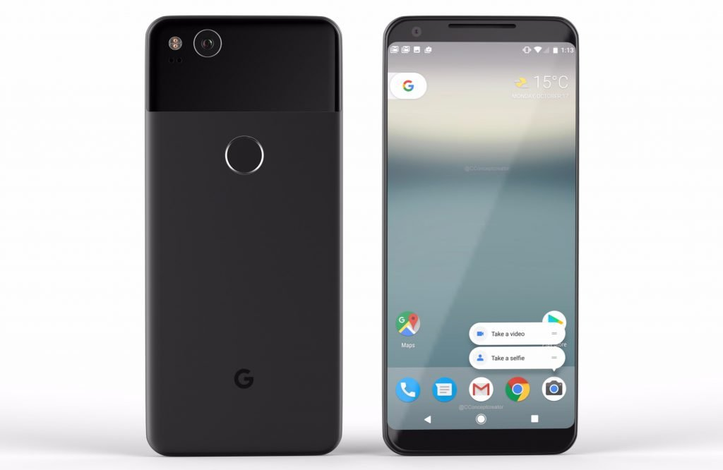 Google Pixel 2 First Smartphone With Snapdragon 836
