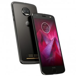 Moto Z2 Force Edition Sports Unbreakable Screen