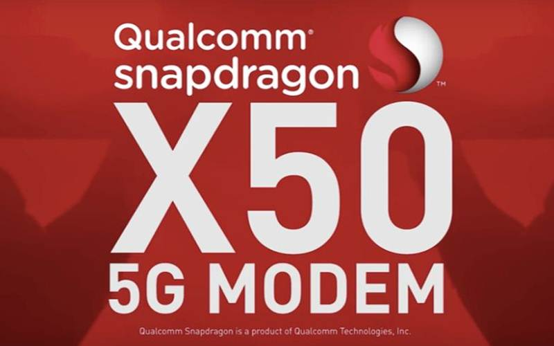 Qualcomm Expects 5G Modems in Phones 2019