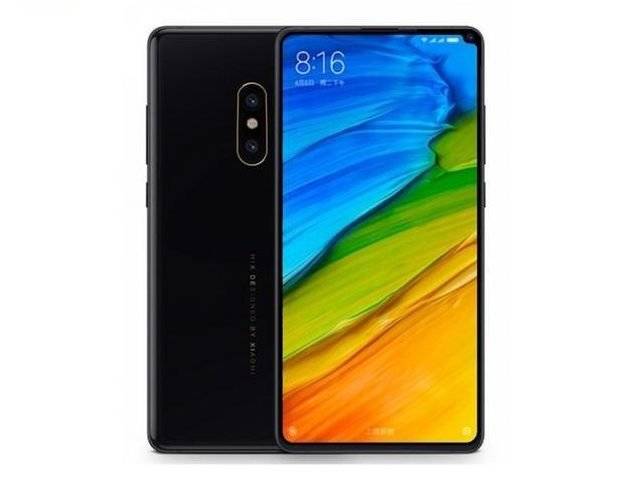 Xiaomi Mi Mix 2S Maximises Screen Ratio