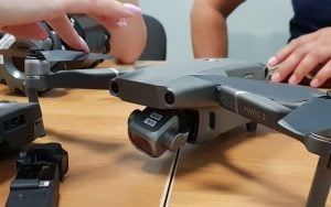 DJI Mavic 2 Features Improved Design