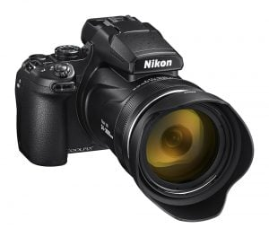 Nikon Coolpix P1000 Features Impressive Zoom
