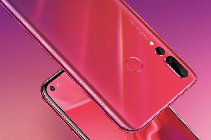 Huawei Nova 4 Features 48 MP Triple Rear Camera