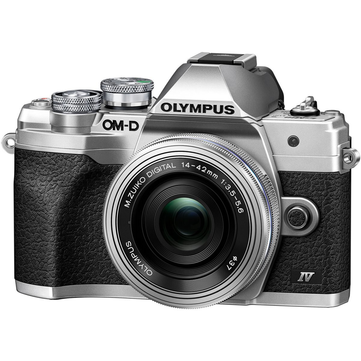 Olympus OM-D E-M10 Mark IV – Feature Rich